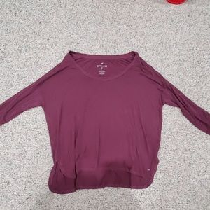 Long Sleeved American Eagle Outfitters Top